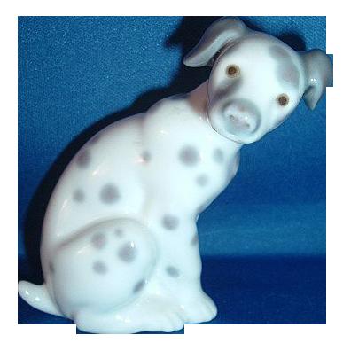 Lladro Figurine Dalmatian #1260