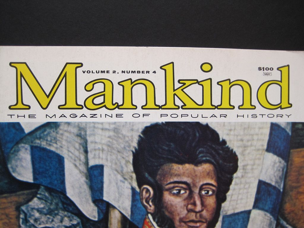 Mankind: The Magazine of Popular History Volume 2, Number 4