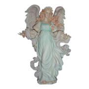 "Seraphim Classics  ""Alyssa - Nature's Angel""   Retired - NIB"