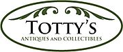 Totty's Antiques and Collectibles logo