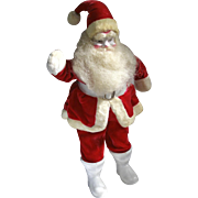 60s Harold Gale Santa Clause Doll
