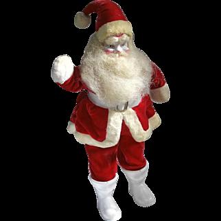 60s Harold Gale Santa Clause Doll