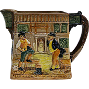 Royal Doulton Charles Dickens Pickwick Papers Pitcher