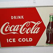 1950s Coca Cola Sign