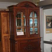 Mitchell & Rammelsberg Victorian Cabinet & Desk