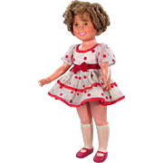 Shirley Temple 1972 With Original Outfit