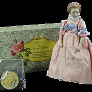 Grace, UFDC Souvenir Doll by Artist Beverly Walter