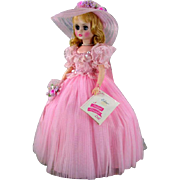 "Madame Alexander 17"" Elise Bridesmaid 1655 Doll Box Tags"