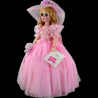 "Madame Alexander 17"" Elise Bridesmaid 1655 Doll Box Tags"