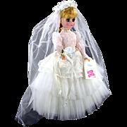 Madame Alexander 17 Inch Bride Elise 1685 Tags Original Box