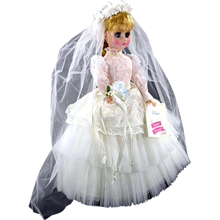 Madame Alexander 17-inch Bride 1685 FREE SHIPPING