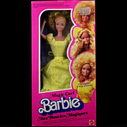 1981 Magic Curl Barbie 3856 Sealed in Box Very Collectible - Red Tag Sale Item