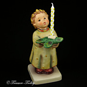 Hummel 439 A Gentle Glow TMK6 Candle Holder