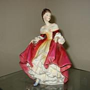 Royal Doulton Lady – Southern Belle- Vintage