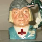 Royal Doulton –St George – Character Jug