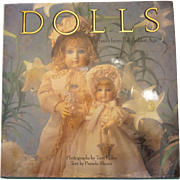 Dolls : Portraits from the Golden Age by Tom Kelley and Pamela Sherer (1992)