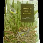 Second Atlas of Breeding Birds in Pennsylvania, illustrated