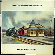 The Vanishing Depot, Randulph Bye, 1973, Illustrated