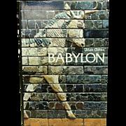 Babylon, by Joyce Oates, 1979, Illustrated