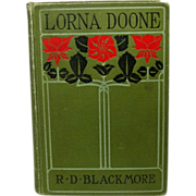 Lorna Doone, A Romance of Exmoor, Blackmore, illustrations