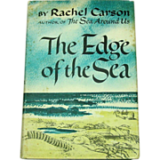 Rachel Carson, The Edge of the Sea, 1955, First Edition