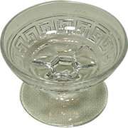 A. H. Heisey & Co., Grecian Border, Almond Dish (2), Individual, Flared