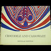 Crocodile and Cassowary: Religious Art of the Upper Sepik River, New Guinea, 1971