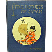 Little Pictures of Japan, My Travelship, Poetry and Stories, 1925, Illustrated