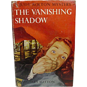 The Vanishing Shadow, A Judy Bolton Mystery, Margaret Sutton, First in the Series