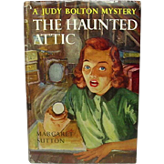 The Haunted Attic: A Judy Bolton Mystery, Margaret Sutton, Grosset & Dunlap, 1952