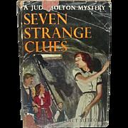Seven Strange Clues: A Judy Bolton Mystery, Margaret Sutton, 1952, Grosset & Dunlap