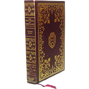 The Hunchback of Notre Dame, Victor Hugo, International Collectors Library ~ Beautifully Bound Volume