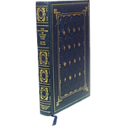 The Adventures of Huckleberry Finn, by Mark Twain ~ International Collectors Library ~ Faux Leather