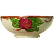 Franciscan China ~ Apple Pattern ~ Oatmeal Bowl ~ Made in U.S.A.