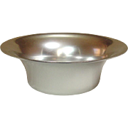 Kensington Ware ~ Vintage Aluminum Serving Bowls ~ Flared Rim ~ Mid-Century