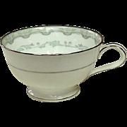 """Noritake China ~ Japan ~  Pattern #6243 """"Margaret"""" ~ Coffee/Tea Cups ~ 1961-1973"""