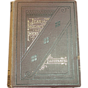 The Poetical Works of Jean Ingelow, Authors Edition, 1881
