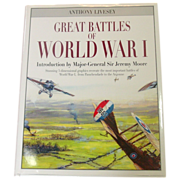 Great Battles of World War I, Great Illustrations, Chartwell