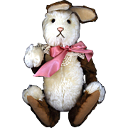Rare Stier Bears Stuffed Bunny Rabbit by Kathleen Wallace
