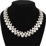 Mexican Hector Aguilar 940 Sterling Link Necklace