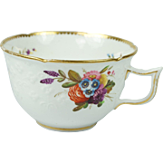 Georgian Spode Porcelain Cup Pattern 341 English Circa 1815