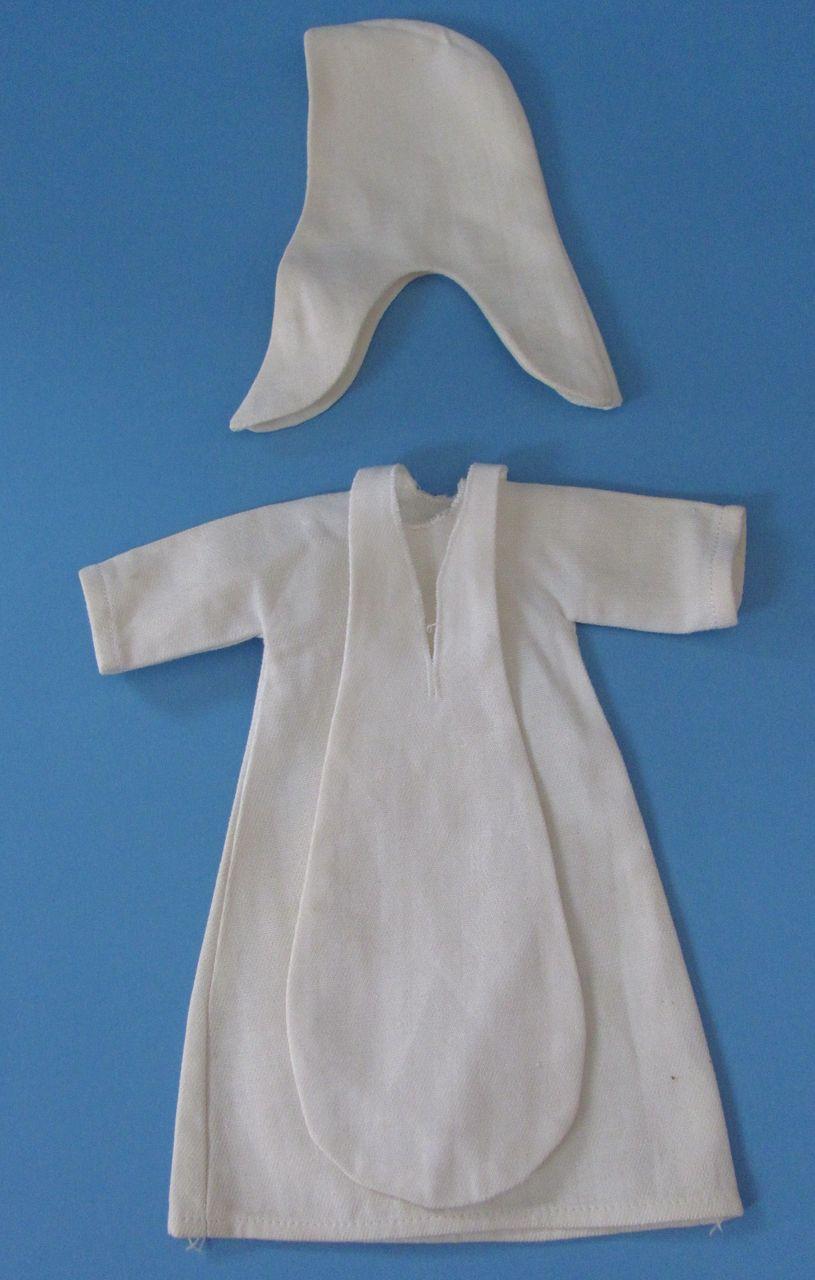 Vintage 3 Piece Nun Outfit