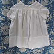 Vintage White Baby/Doll Dress