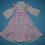 Ideal Crissy Doll Dress - Tagged