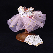 1950's Factory Ballerina Doll Outfit