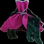 Madame Alexander Cissette 'Violet Ballerina' Doll Outfit