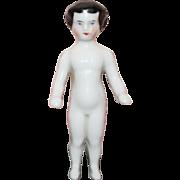 Miniature Frozen Charlotte Doll