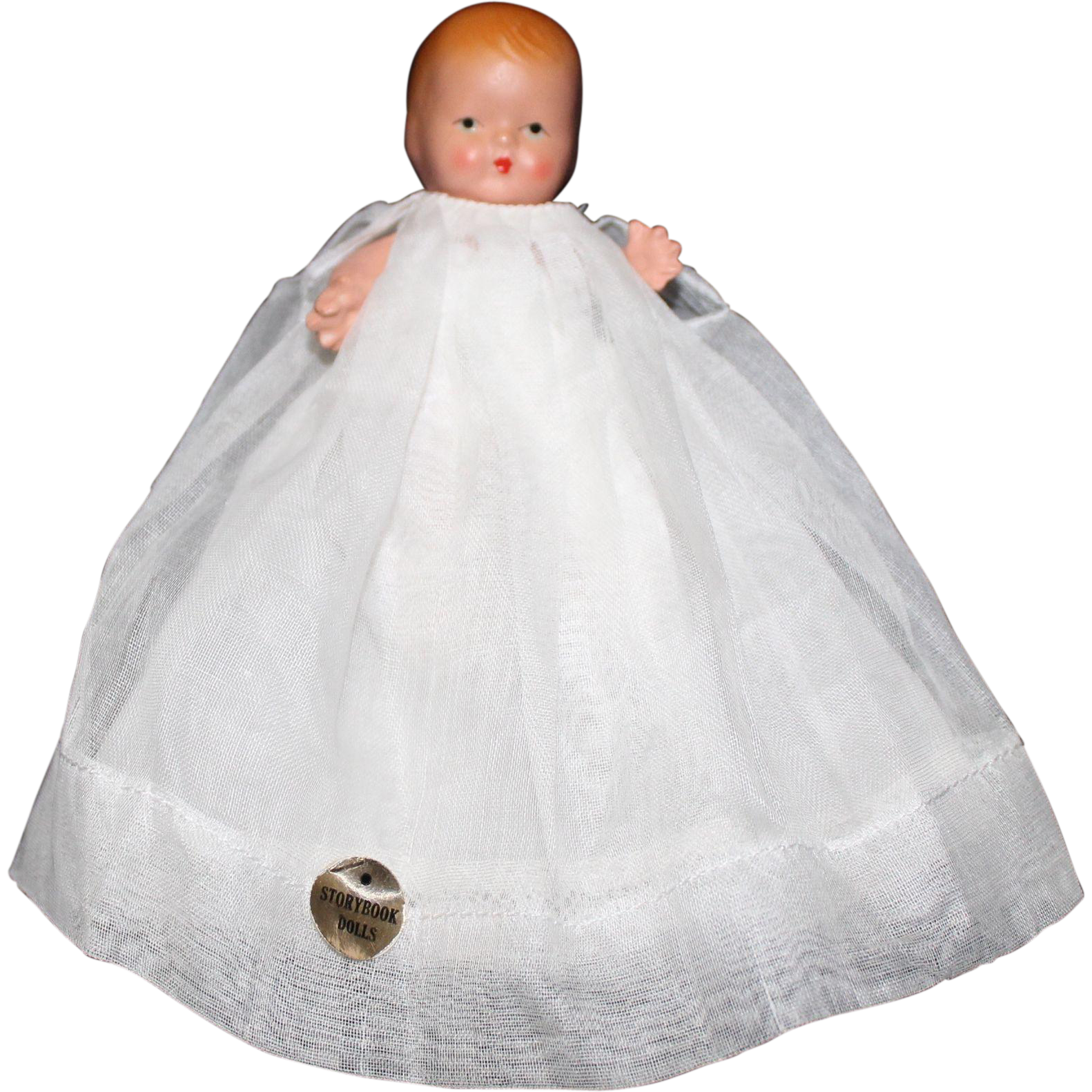 Nancy ann storybook bisque baby with starfish hands from tstoltzfus on