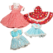 Vintage Factory Small Doll Clothes