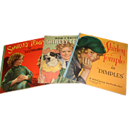 1930's Shirley Temple Books